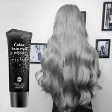 Pink/Grey Colour Instant Hair Wax Mud Hairstyle Cream Pomades Wax Men&Women 50ml