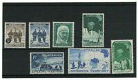 AAT60) Australian Antarctic Territory 1957/61 Definitives MUH