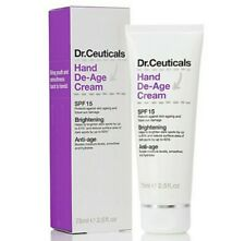 Dr. Ceuticals Hand De-Age Cream SPF15, 75ml Brand New and Boxed