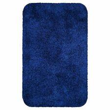 """32""""x20"""" Solid Bath Rug Bright Blue - Room Essentials"""