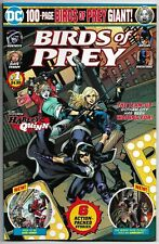 Birds Of Prey 100 Page Giant Cover 2020 DC Comics Harley Quinn