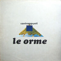 LP 33 Le Orme ‎Contrappunti Philips 6323 035 A  italy 1974
