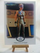Star Trek Voyager Tsunkatse archive collection card T3 Seven of Nine 51/999