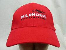 WILDHORSE RESORT & CASINO - PORTLAND TRAIL BLAZERS PROMO BALL CAP HAT!