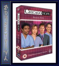 CHICAGO HOPE- COMPLETE SERIES SEASON  5  **BRAND NEW DVD **