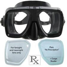 Promate Mk245 Scope Rx Prescription Optical Scuba Dive Snorkeling Mask Goggles