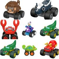 FISHER PRICE BLAZE AND THE MONSTER MACHINES SMALL ANIMAL VEHICLES ASSORTMENT