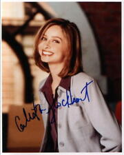 CALISTA FLOCKHART.. Ally McBeal - SIGNED