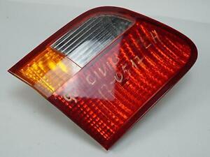 1999 - 2000 HONDA CIVIC SEDAN TAILLIGHT BRAKE LAMP ASSEMBLY REAR LEFT INNER OEM
