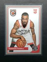 2015-16 Complete Norman Powell RC, Rookie Card Silver, Raptors / Blazers