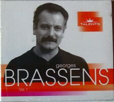 GEORGES BRASSENS (CD)  TALENTS VOL 1    NEUF SCELLE