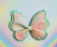 Butterfly Pinch Bow Plastic Hair Bow Templates make 3 inch bow
