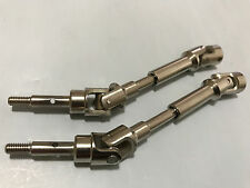 Super Duty U-Joint SWING SHAFT CVD Fit Traxxas Jato 2.5 / 3.3