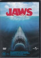 Jaws - DVD (Brand New Sealed)  Region 4 PAL