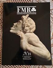 Rivista d'arte FMR (mensile di Franco Maria Ricci - n°35   1985   1/16