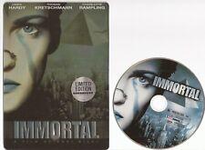 Immortal Steelbook Edition (DVD, 2005) U.S. Issue Sci-Fi Fantasy Linda Hardy!