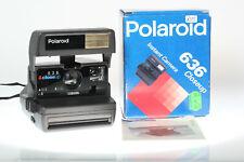 Polaroid Easy 636 Closeup Instant Camera Filmtyp 600 Sofortbildkamera + OVP