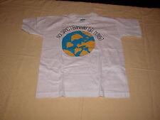 Maglietta nuova bianca cotone 100% european line anni 6
