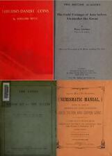 160 RARE BOOKS ON NUMISMATICS & COINS, ANCIENT, GREEK, ROMAN, ISLAMIC - VOL2 DVD