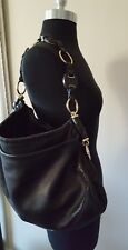 YVES SAINT LAURENTH  Black Handbag