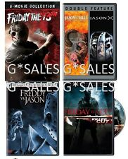 Friday the 13th Jason X ~ ALL 12 MOVIES ~ COMPLETE SERIES NEW 12-DISC DVD SET