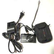 Nikon COOLPIX S570 12.0MP Digital Camera - Black