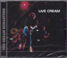 CREAM Live Cream | CD-Album Neuware sealed remastered ERIC CLAPTON JACK BRUCE