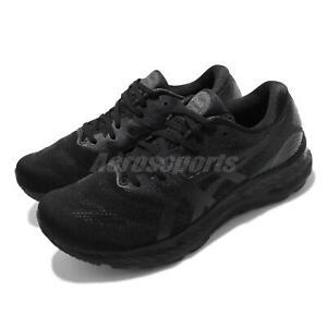 Asics Gel-Nimbus 23 4E Extra Wide Black Men Running Shoes Sneakers 1011B005-002