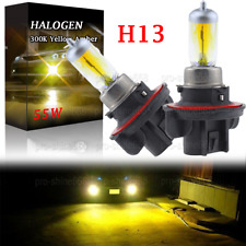 H13 Halogen Replace LED Headlight Bulbs for Dodge Ram 1500 2006-2012 Hi/Low Beam