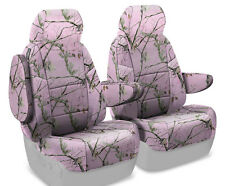 NEW Full Printed Realtree AP Pink Camo Camouflage Seat Covers / 5102034-15