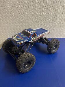 RC Auto Carson X-Crawlee Rock Crawler - 1:10 - ungeprüft als defekt an Bastler