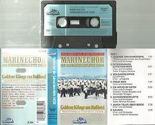 a MC Kassette Marinechor Schwarzmeerflotte UDSSR / Polystar 838 035-4 Germany