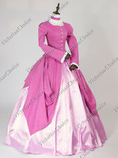 New listing Victorian Gothic Fairytale Princess Gown Dress Theater Quality Costume 156 Xxxl