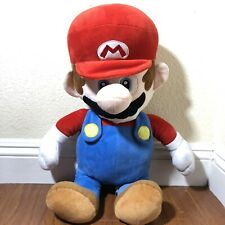 "Plush 26"" Super Mario Bros Doll Nintendo Large Jumbo Stuffed"
