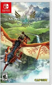 Monster Hunter Stories 2: Wings of Ruin (Nintendo Switch, 2021) New Release