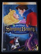 Sleeping Beauty DVD 2-Disc Set Special Edition Disney Family Children Kids Movie