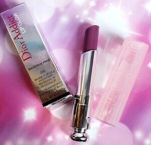 NEW IN BOX FULL SIZE Dior Addict Lip Glow Color Balm lipstick Berry 006