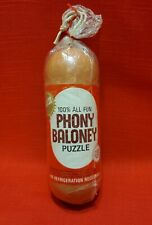 Phony Baloney Puzzle Game Plastic Toy Parker Brothers 1970 Made in USA Vintage