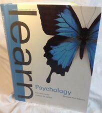 Learn Psychology by Kenneth E. Carter and Colleen M. Seifert (2016, Hardcover)
