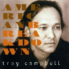 Troy Campbell - American Breakdown - CD - Neu OVP - Loose Diamonds