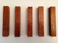 Pen Blanks - Exotic Bubinga Wood for Lathe Turning and Pen Making