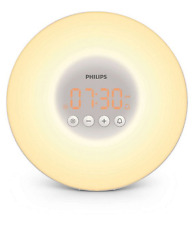 Philips SmartSleep HF3500/60 Wake-Up Light Therapy Alarm Clock