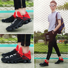 Men's Fashion Sneakers Casual Sports Athletic Breathable Running Shoes Outdoor
