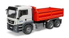 MAN TGS Camión Volcador con 1:16 Bruder 03765