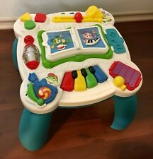 Leapfrog Learn & Groove Musical Activity Table English Spanish Baby Toddler Toy