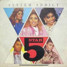 """5 Star(7"""" Vinyl P/S)System Addict-PB 40515-UK-Ex/NM"""