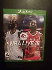 EA NBA LIVE 18 - Xbox One Brand New. Free Shipping