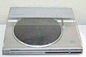 Grundig Tangential-Plattenspieler PS 7550---Top Outfit / ganz wenig benutzt!