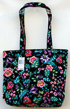 Vera Bradley Iconic Tote Bag in Vines Floral. Handbag Tote Shoulder bag.  NWT