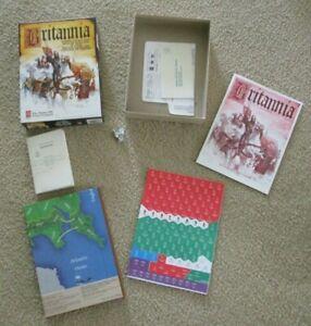 NIB Britannia Avalon Hill War Board Game